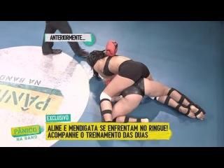 PANICATS- ALINE MINEIRO X MENDIGATA - Vídeo Dailymotion