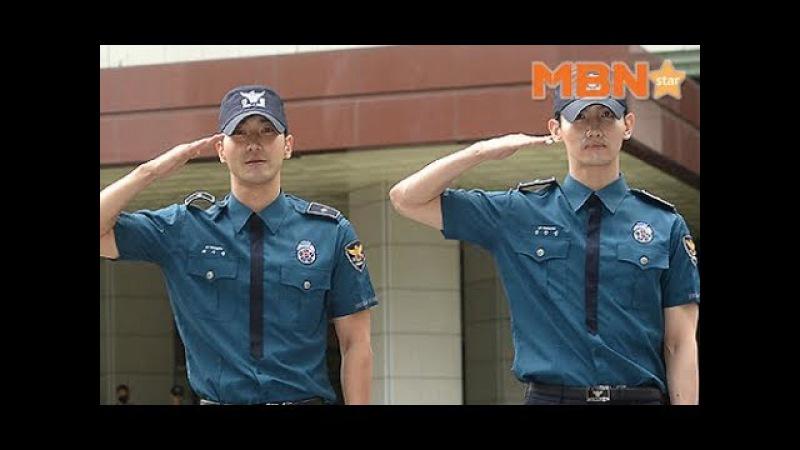 최강창민(TVXQ)-최시원(SUPER JUNIOR) 'SM패밀리 함께 전역…동방신기·슈퍼주니어 컴백 기대39