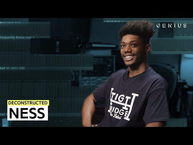 The Making Of Kodak Black's Patty Cake With Ness | Deconstructed
