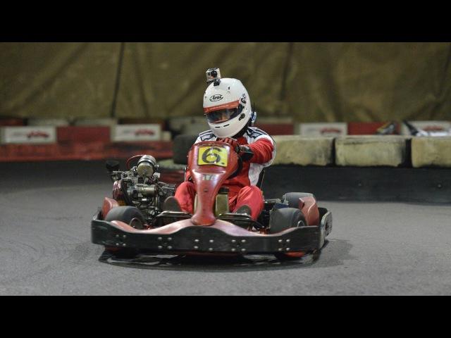 11.03.2017 MIKC11, Stage 5D. Forza Karting. Danilov-Novorussky Onboard