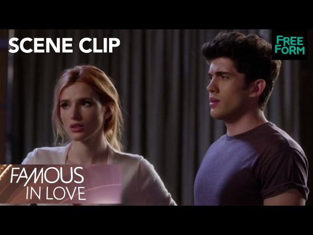 Famous in Love | Season 1, Episode 5 Paige and Rainer Dance Lesson | Freeform