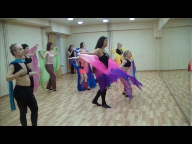 Демо МК Межансе Мандрова Яна 19мая г.Барнаул 2017