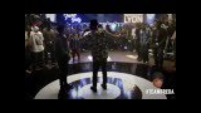 Freda Gatz vs Hakeem Lyon (Empire)HD