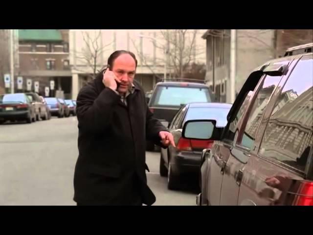 The Sopranos \ Клан Сопрано - s3e11 ( fragment