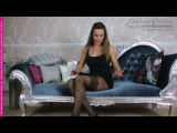 Pantyhose Review - Ali reviews Gabriella
