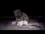 Анимация снегом от Ксении Симоновой