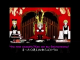 MEIKO Vocaloid - Evil Food Eater Conchitta. Sub.