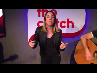 Melanie C - Cheap Thrills (Sia Cover)