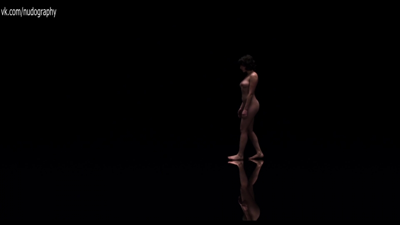 Голая Скарлетт Йоханссон Scarlett Johansson в фильме Побудь в моей шкуре Under the Skin 2013 Джонатан Глейзер 1080p