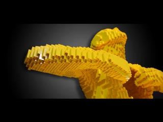 Легендарное «Искусство Лего» в Петербурге