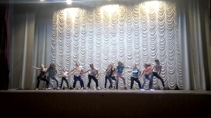 Girls Dance by Dance Peple Team