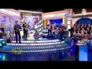 """Группа """"Марья"""" на передаче первого канала капитал шоу """"Поле чудес"""""""