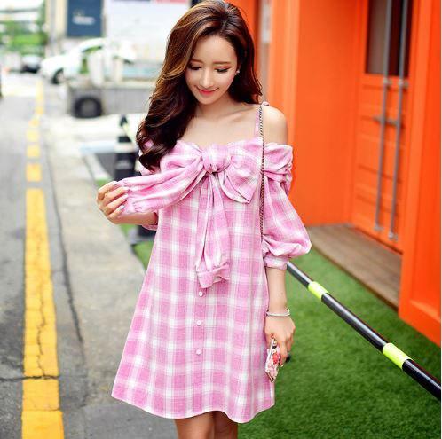 Милое платье -