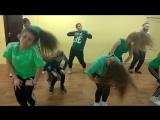 Джаз-фанк, Bishop - River, хореография Вашеци-Калмыковой Юлии,