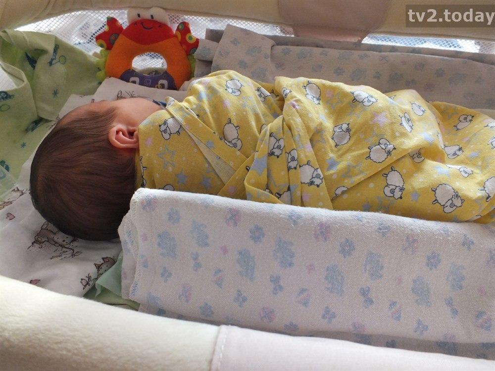 В Томской области родилось на 13% меньше детей, чем год назад