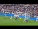 Реал - Барселона. Штанга