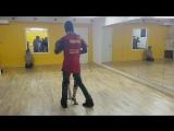 KIZOMBA 2, Тьерри Деа и Оксана Костромина, 05.09.2017 Salsa Social