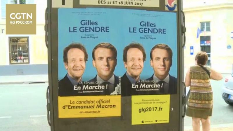 Партия Вперед, республика президента Макрона победила на парламентских выборах во Франции (1)