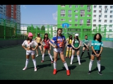 TWERK CHOREO by Valeriya Gyal twerk team - Yellow Claw - City on Lockdown (feat. Juicy J & Lil Debbie), Ufa, Russia