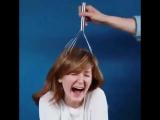 Чесалка для головы в домашних условиях