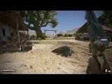 Геймплей Wild West Online с поиском сокровищ и прогулками по локациям.
