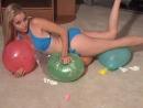 Balloon Tube Pop