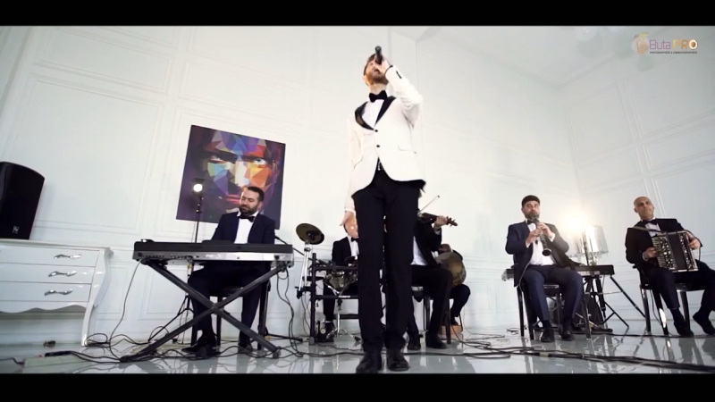 Ансамбль PRİNCE Султан Мешадиев