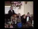 Ельцин Тост в Белом Доме Десталинизация Yeltsin Eltcin White House