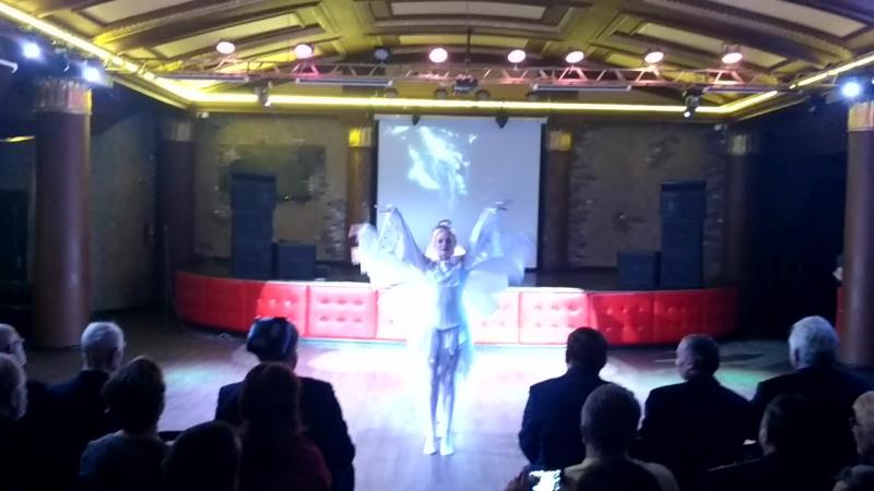 хореографическая композиция Белые ангелы хореографический коллектив Дейвиса