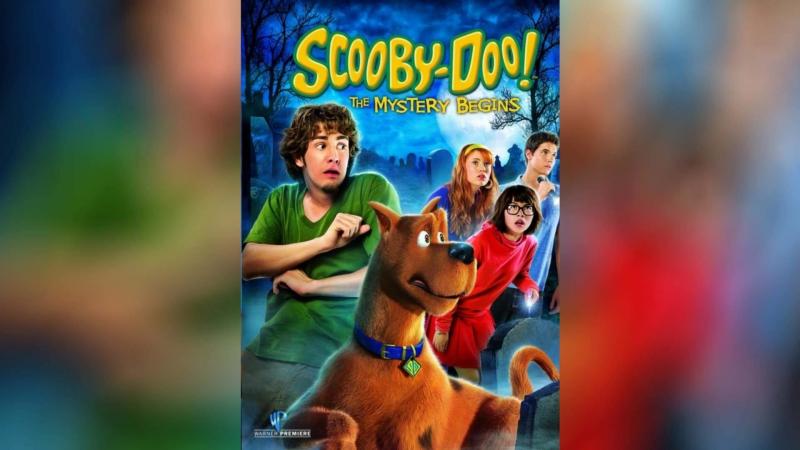 Скуби-Ду 3 Тайна начинается (2009) | Scooby-Doo! The Mystery Begins