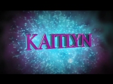 Kaitlyns 2nd Titantron Entrance Video HD