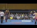 Kento Miyahara, Naoya Nomura, Yuma Aoyagi vs. Danny Jones, Massimo, Yoshitatsu AJPW - Royal Road Tournament 2017 - Day 4