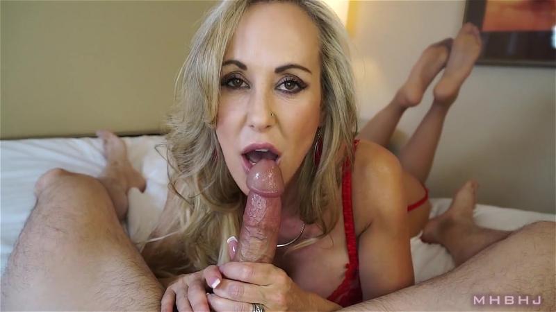 Brandi Love Blow Job Cum Shot Milf Big ass Big tits Anal MHBHJ Hand Job Porno