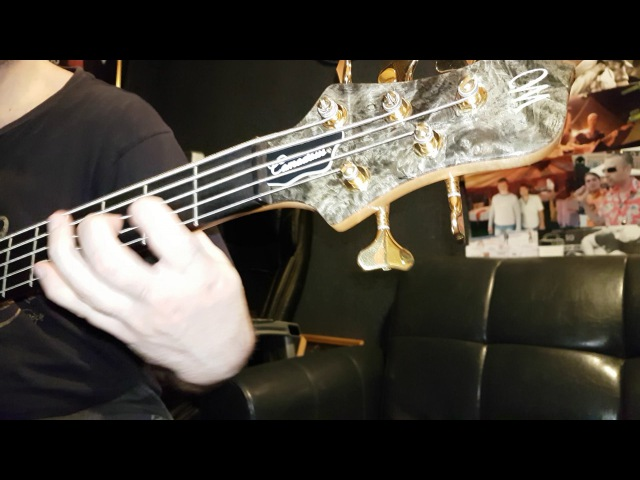 Jamiroquai - (Don't) Give Hate A Chance, bass cover