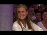 Filmrol voor Drank &amp drugs-actrice Lonsdale - RTL LATE NIGHT