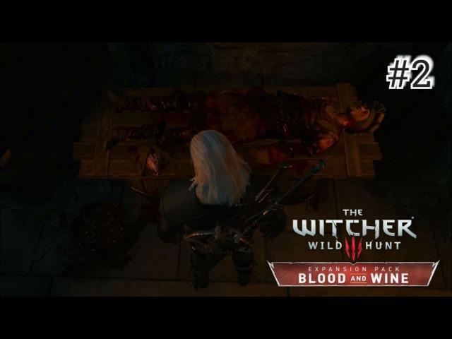 The Witcher 3: Blood and Wine - 2 серия [Яркие краски Туссента]