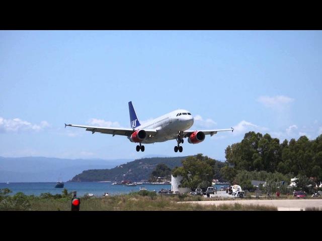 Landing at Skiathos | ОКОНЧАНИЕ МАРШРУТА