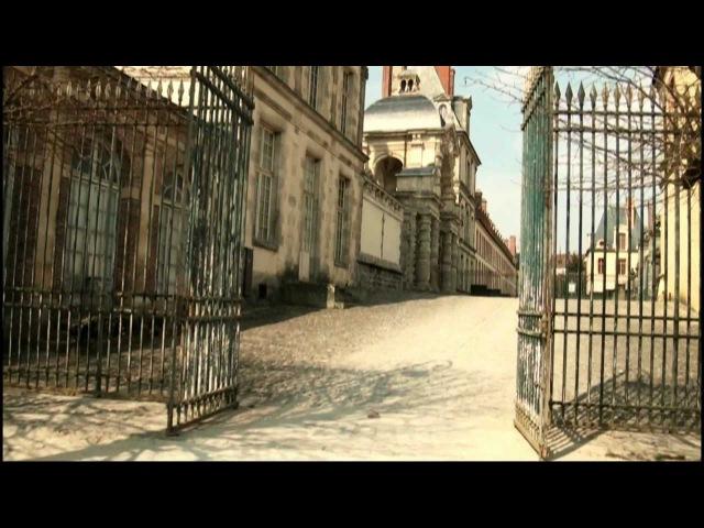 Le chateau de castle of Fontainebleau