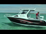 Sea Jay Aluminium Boats - Plate Xtreme - 6 2 Pursuit