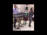 Мая Алимутаева и группа Кавказ Табасаранская песня