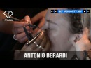 London Fashion Week Fall/Winter 2017-18 - Antonio Berardi Make up | FashionTV