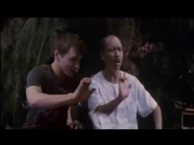 Maelstorm finally learns kickboxing