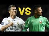Cristiano Ronaldo vs Diego Alves ● All Penalties Battle ● 2009-2017