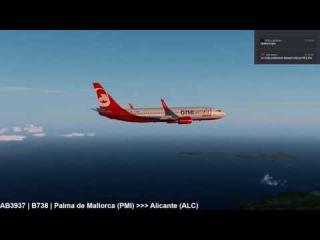 Prepar3D v3.1 | Flights Worldwide | Chill Relax 1