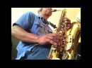 Let It Be The Beatles Saxophone Acoustic Guitar Cover