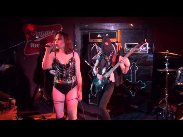 Savage Master The Ripper In Black @ Rudyards Pub Houston TX 11 14 14