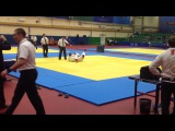 Denis Belov vs Kostuk Mikhail -85kg St. Petersburg OPEN JU-JITSU 2015