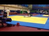 Denis Belov vs Batsazov -85kg Ruslan St. Petersburg OPEN JU-JITSU 2015