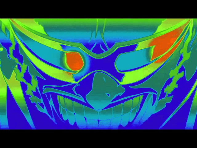 Xavier Wulf x Afro Samurai - The Ice Box
