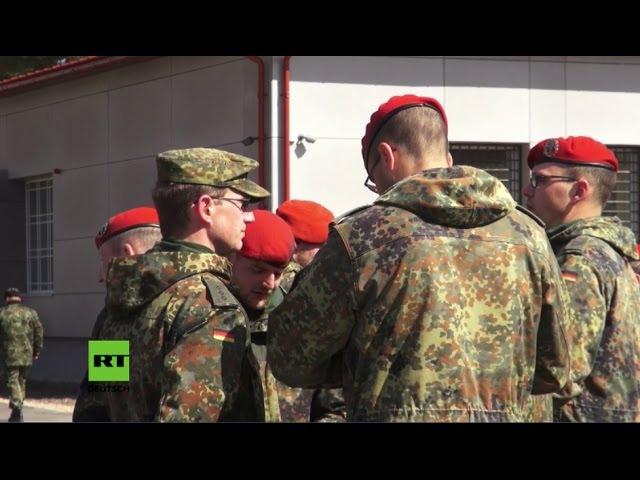 """""""Möge der Allmächtige uns segnen"""" - NATO startet massive Sommerübung in Lettland"""